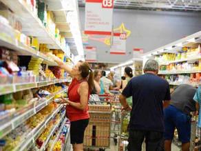 Inflação atinge menor nível para o mês de março desde 1994