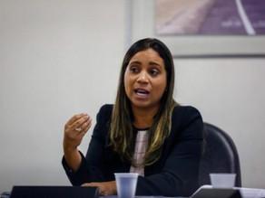 Secretária anuncia nova meta do Aeroporto de Serra Talhada