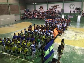 Abertura do 3º Campeonato Municipal de Futsal movimenta final de semana em Triunfo