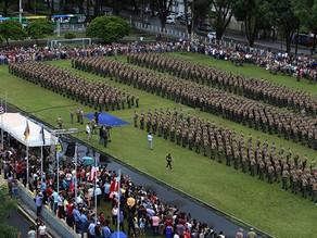 Formação de 1.281 soldados da PMPE reforça segurança pública