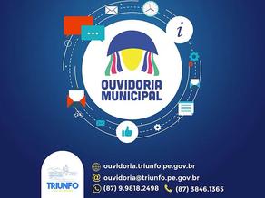 Prefeitura de Triunfo conta com Ouvidoria Municipal voltada para a satisfação das necessidades do ci