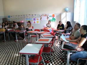 Base Nacional Comum Curricular teve nesta quarta-feira (04) Dia D de Discussão em Triunfo