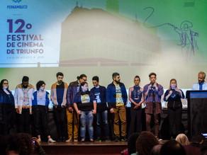 Programação com debates e sessões especiais se intensifica no Festival de Cinema de Triunfo