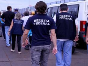 Receita Federal cria grupo para investigar 800 agentes públicos