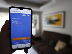 Caixa paga auxílio emergencial para informais do CadÚnico e inscritos por aplicativo