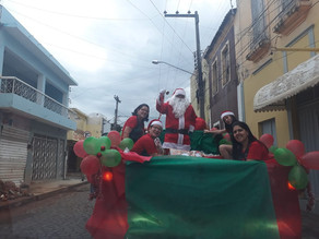 ACMT realiza Natal Solidário em Triunfo