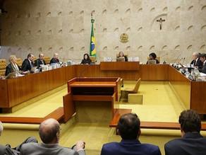 Por decisão do STF, Lula não poderá ser preso até 4 de abril