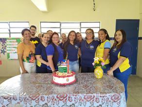 Secretaria de Educação realiza atividades comemorativas em homenagem aos professores em Triunfo