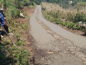Prefeitura de Triunfo e comunidade trabalham para a melhoria das estradas na zona rural