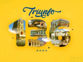 TRIUNFO: feliz aniversário, minha querida cidade!