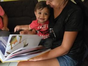 Programa Criança Feliz continua chegando às famílias do município de Triunfo e agora de forma amplia