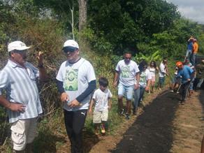 4ª Caminhada Ecológica de Triunfo foi um sucesso!