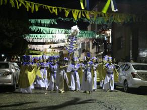 Blocos animam Carnaval dos Caretas nas ruas de Triunfo