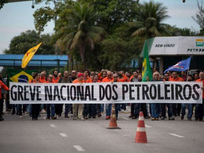 Petroleiros suspendem greve; Petrobras informa que refinarias operam