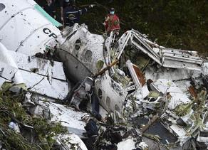 Falta de combustível foi causa da tragédia da Chapecoense, diz relatório