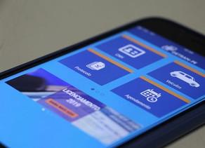App do Detran disponibiliza serviços e consultas