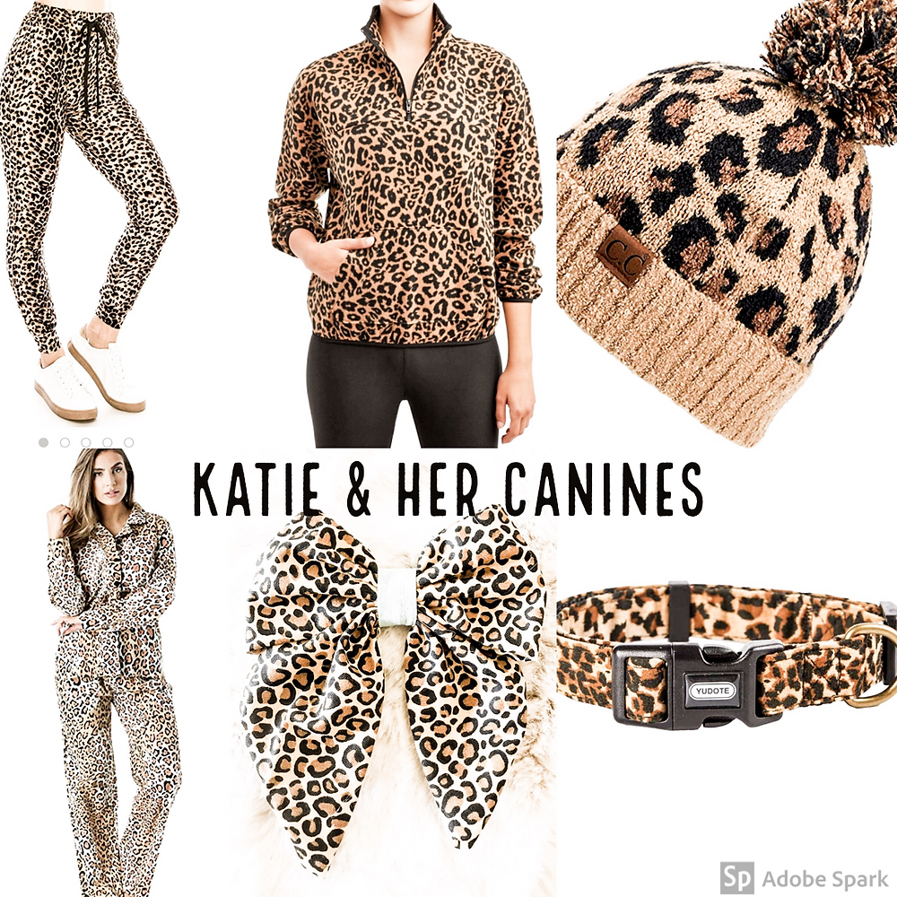 leopard gift guide