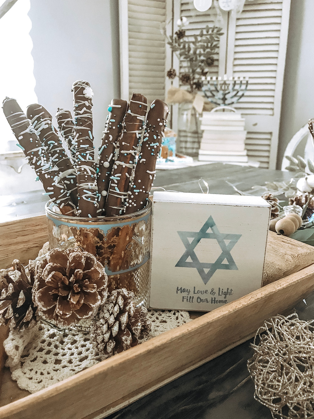 Hanukkah Treats