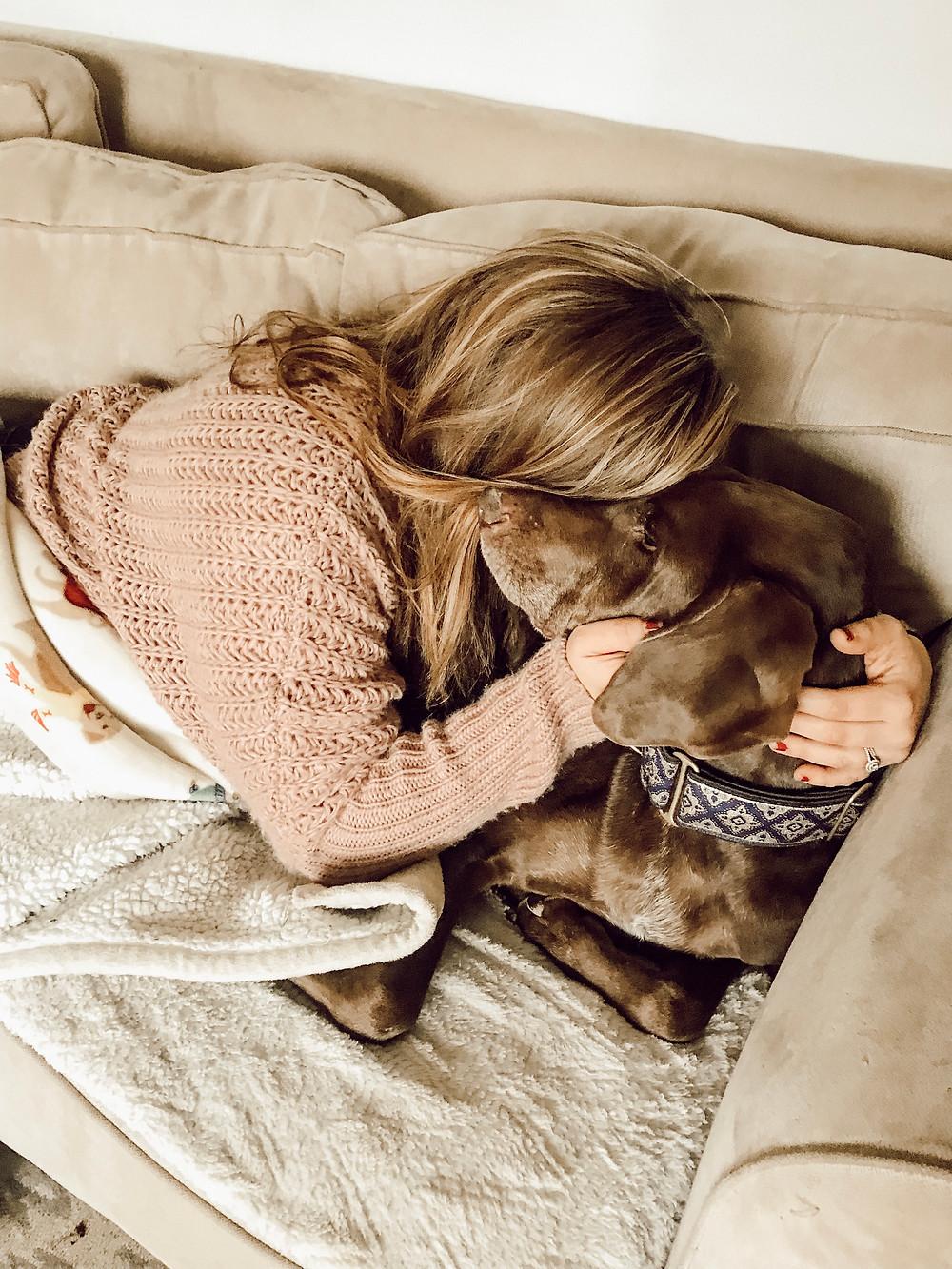Grieving a pet loss