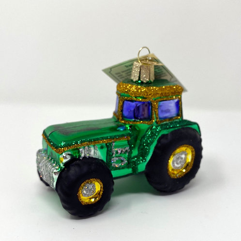 Glass Tractor