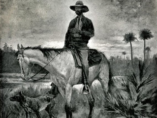 Bone Mizell – Florida Cow Man & Figure in Folklore