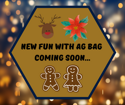 New Fun with Ag Bag coming soon