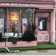 The famous; Peach On The Hill Beauty Clinic