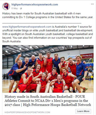 By Andrew Jantke | South Australians in the NCAA.. preseason tracker & the case for them to be M