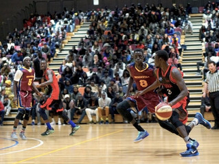 By Jye Watson | Sudanese Basketball, Doin' it for Love
