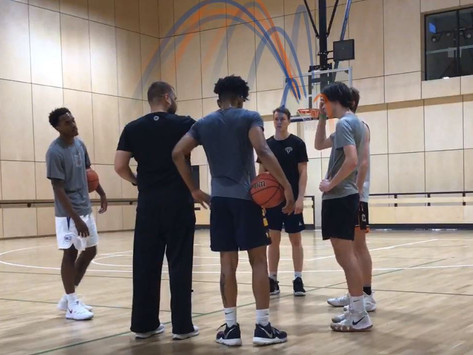 Ideas and concepts to help with your athlete's skill development