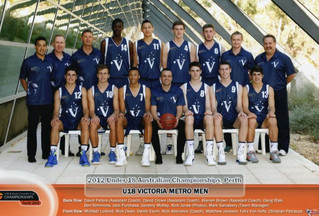 The greatest collective talent at U18 Australian National Champs in history: Perth, Year 2012