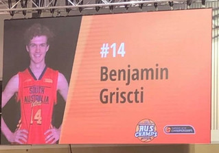 Benjamin Griscti | An Athlete's Tunnel Vision