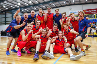 History made in South Australian Basketball - FOUR Athletes Commit to NCAA Div 1 Men's programs