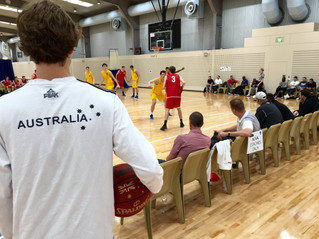 Basketball Australia's College Prospects Combine