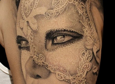 Considering a Portrait Tattoo? Top Four Things to Ask Your Tattoo Artist