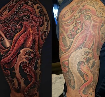 Cover Up Tattoo Artist - Everything You Need to Know
