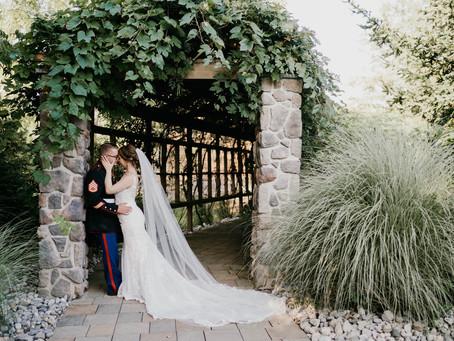 Rebecca + Tim | Military Wedding
