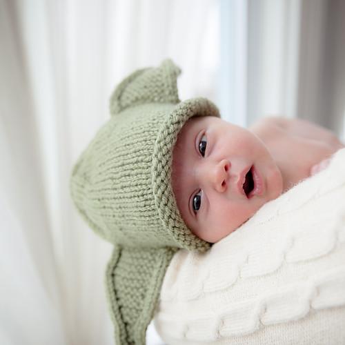 Peter James | Newborn Session