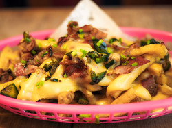 Bunsmiths Bacon & Jalapeno Cheesy Chips.