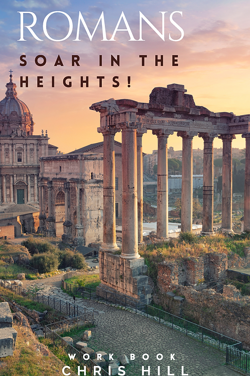 Romans: Soar Through the Heights (Workbook)