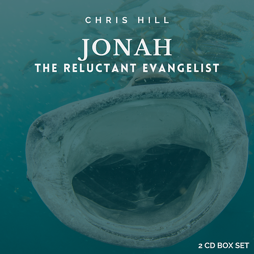 Jonah: The Reluctant Evangelist (2 CD & Booklet Set)