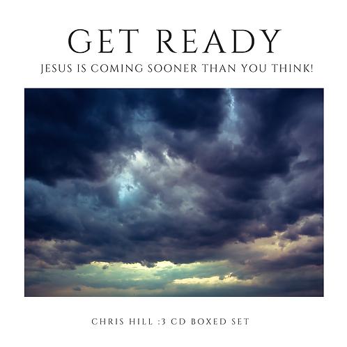 Get Ready!  (3 CD Boxed Set)