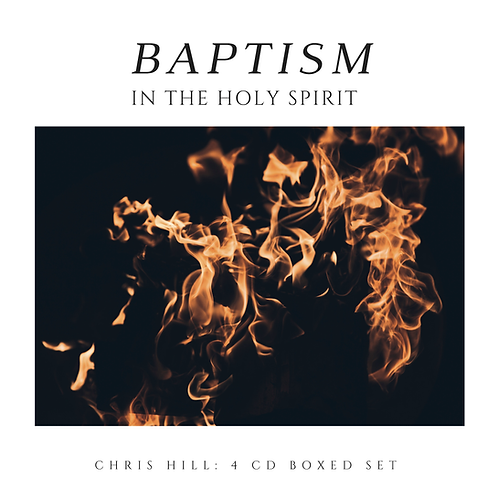 Baptism in the Holy Spirit (4 CD Boxed Set)