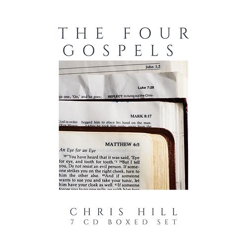 The Four Gospels (7 CD Boxed Set)