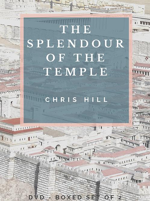 The Splendour of the Temple (DVD)