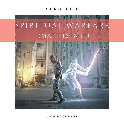 Spiritual Warfare (2 CD Boxed Set)