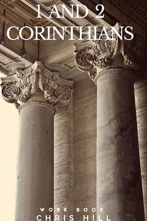 1 and 2 Corinthians (Workbook)