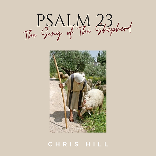 Psalm 23: The Song of the Shepherd (CD & Booklet Set)