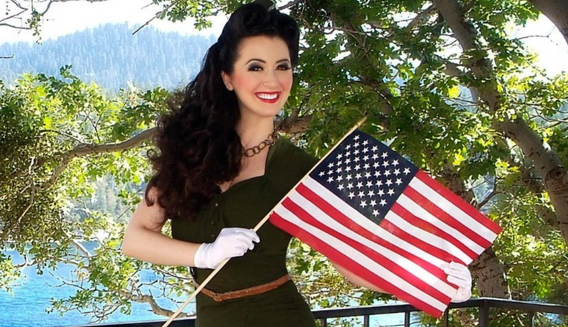 Pin-Ups for Vets