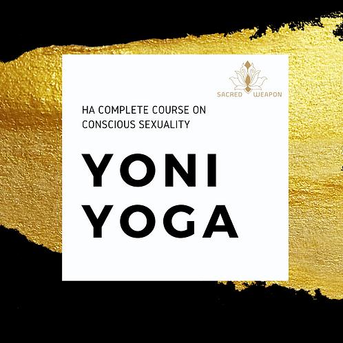 Sacred Weapon Yoni Yoga